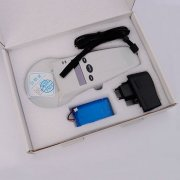 FDX-B ,HDX and ID64 Handheld RFID Reader/Scanner(RFID ID and barcode)