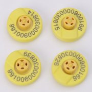 RFID HDX Ear Tags Only